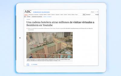 Mateo Haack en ABC